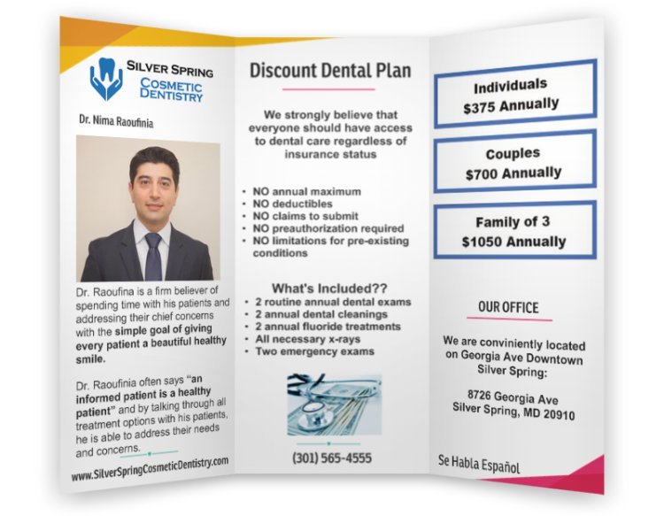 discount dentist plan silver spring back