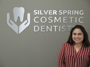 dental receptionist dentist silver spring maryland